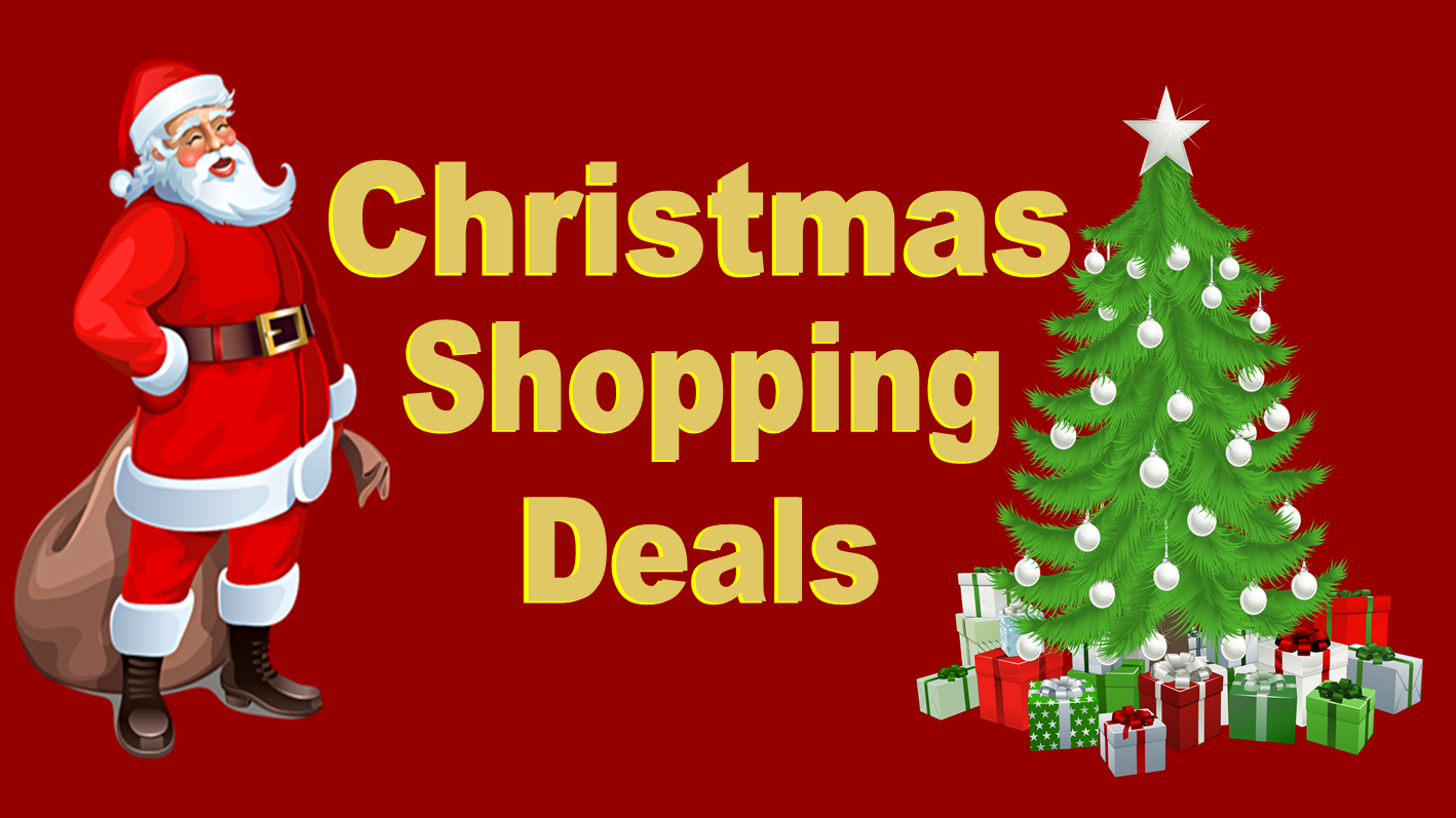 Christmas Shopping Deals