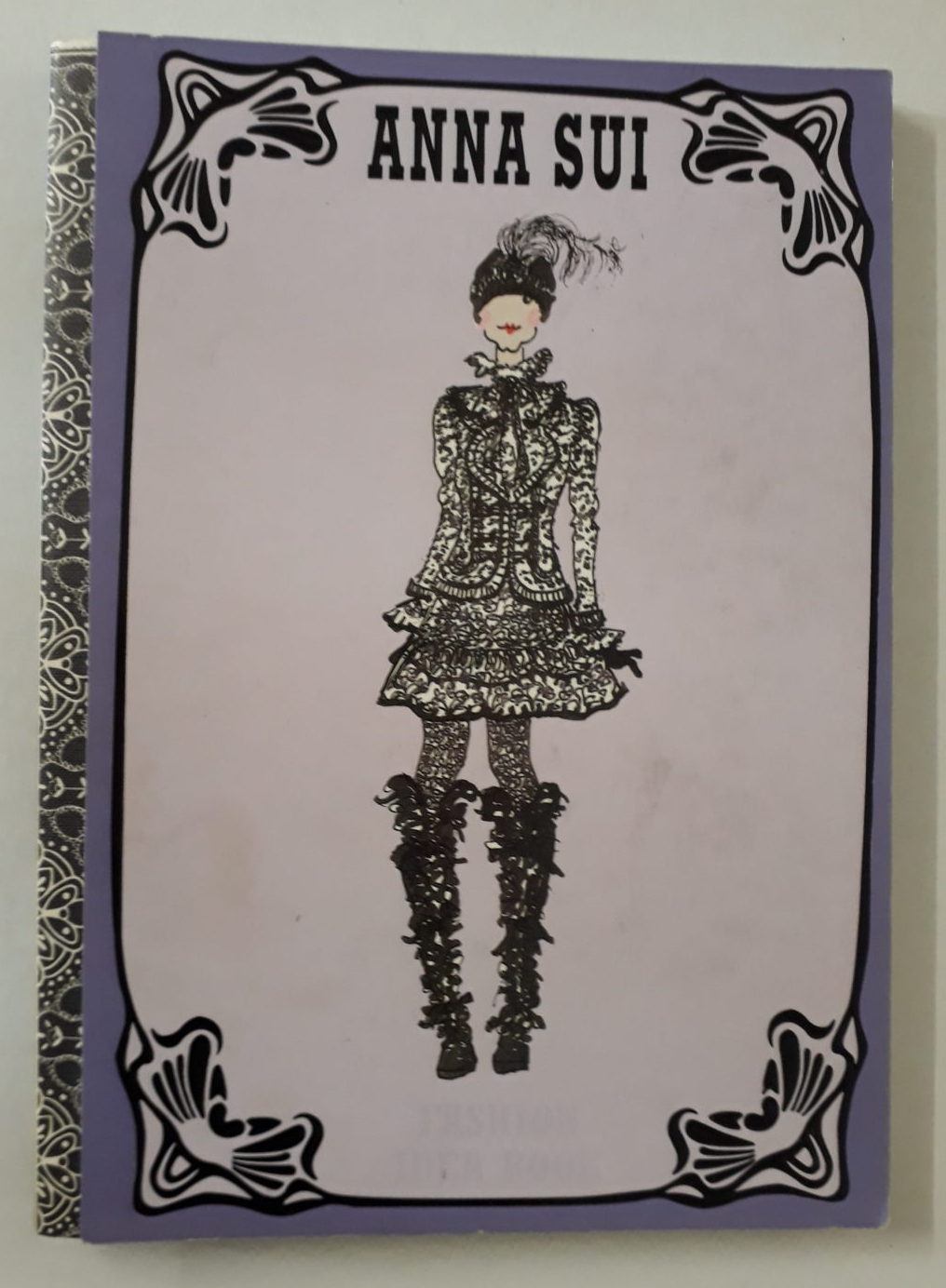 Anna Sui Fashion Idea Book Z Buy And Sell Online Buy And Sell Online