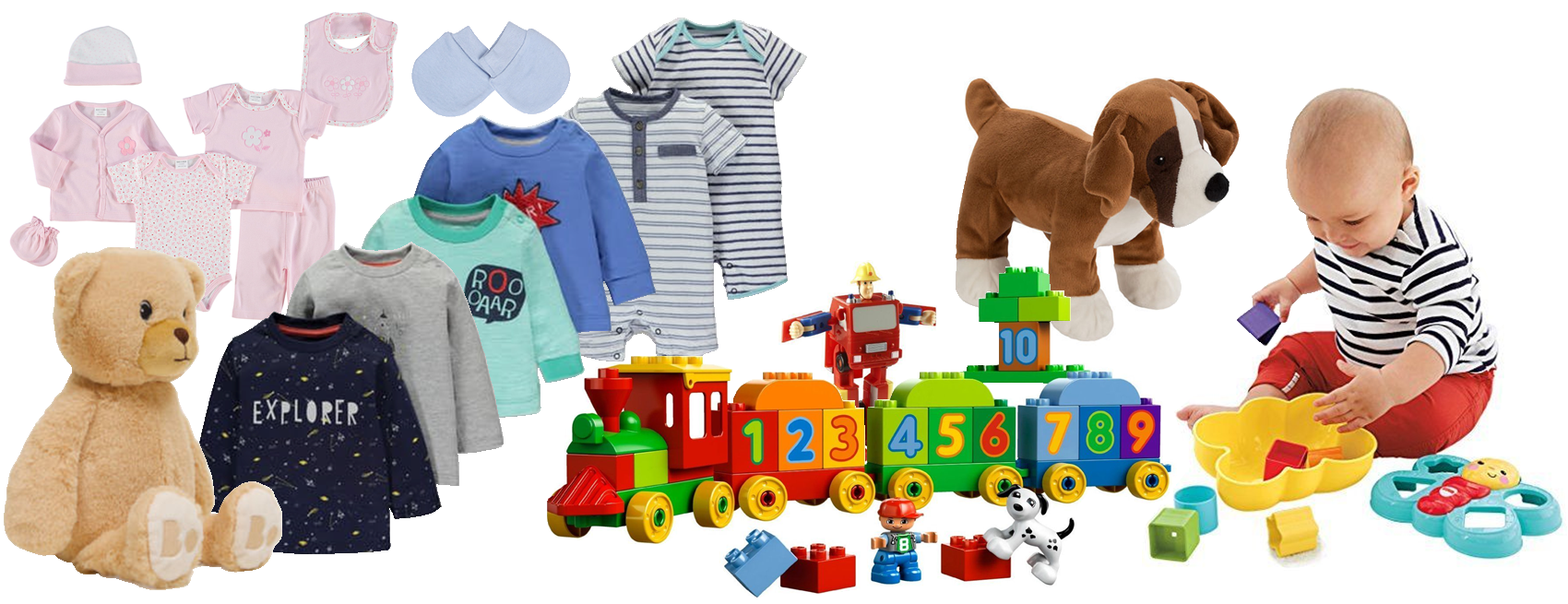 Online Auctions for Baby & Toddler from Deal Locators